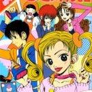 Gokinjo Monogatari Coloring Book #1