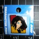 Eyeshield 21 Character Pins: Kongo Bros. Agon & Unsui
