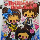 Kawaii Brilliant Girls Notepad