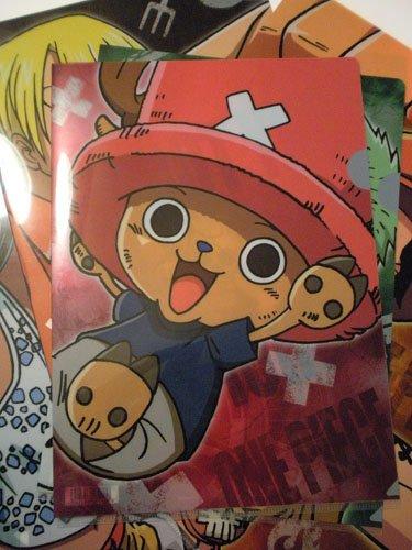 One Piece File Folder: Chopper