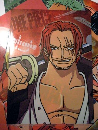 One Piece File Folder: Shanks