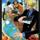 One Piece Shitajiki 03 Sanji