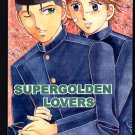 [041] Prince of Tennis Doujinshi Yaoi, Goldenpair