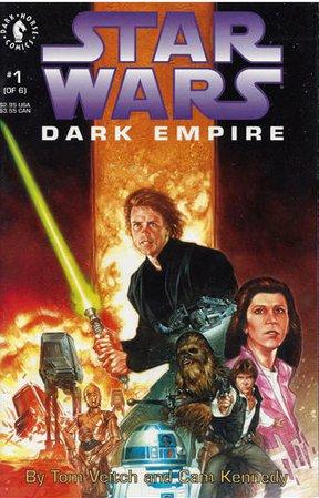 Star Wars Dark Empire Series (Complete)