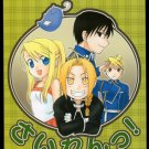 [112] Fullmetal Alchemist Doujinshi: All Char Anthology
