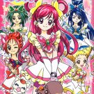 (Set #03) Pretty Cure 5 Coloring + Activity Books