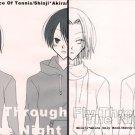 [013] Prince of Tennis Doujinshi Yaoi, Shinji x Akira