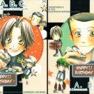 [017] Prince of Tennis Doujinshi Yaoi, Eiji & Takasan B-Day