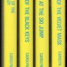 Nancy Drew Mystery Stories #27-30