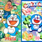 Doraemon Coloring Book + Shitajiki