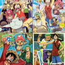 One Piece Coloring Book Set #2