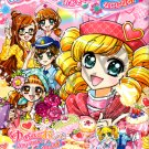Shoujo Coloring Book #20 (Career Girls)