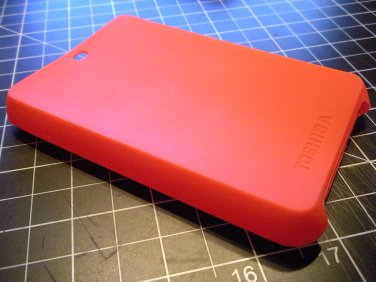 WD Red 2.5 inch HDD Hard Disk Drive Silicone Skin Sleeve Case Pouch