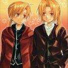 [079] Fullmetal Alchemist Doujinshi: Rote Geschwister