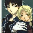 [088] Fullmetal Alchemist Doujinshi - Desire