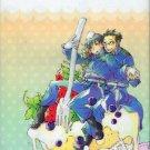 [144] Fullmetal Alchemist Doujinshi - attention, c'est tres chaud!