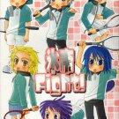 [066] Prince of Tennis Doujinshi Yaoi