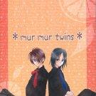 [072] Prince of Tennis Doujinshi Yaoi - Mur Mur Twins