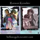 Rurouni Kenshin Shitajiki #06