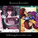 Rurouni Kenshin Shitajiki #08