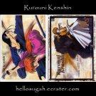 Rurouni Kenshin Shitajiki #14
