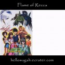 Flame of Recca Shitajiki #3
