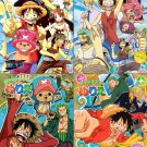 One Piece Coloring Book Set #1
