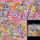 (Set #14) Dokidoki PreCure Coloring Book Set