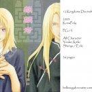 [016] Twelve Kingdoms Doujinshi