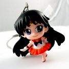 Sailor Moon Key Chain ~ 3D Sailor Mars