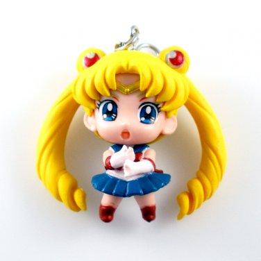 Sailor Moon Key Chain ~ 3D Sailor Moon