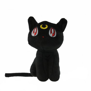 Sailor Moon Plush Doll ~ Luna