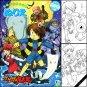 [B03] Ge Ge Ge no Kitaro Coloring Book #1-2