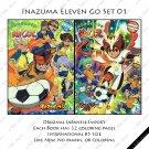 [B03] Inazuma Eleven Go Coloring Books