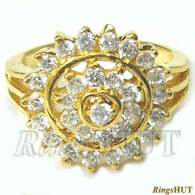 Diamond Ring, Ladies Ring, Wedding Ring, 14 Gold Diamond Jewelry