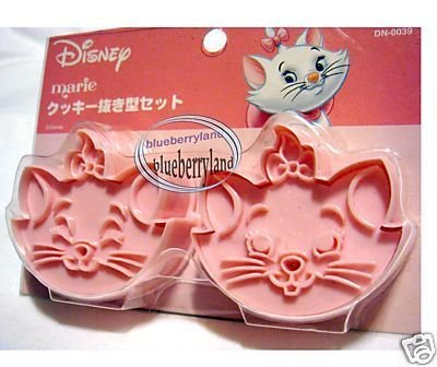 JAPAN Disney Marie Cookie Stamp Cutter mold food mould