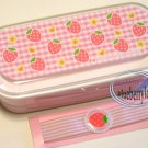 Japan Strawberry Candy Bento Lunch Box Food case set