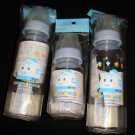 Sanrio Shinkansen Baby feeding Bottle set 3pc gift item