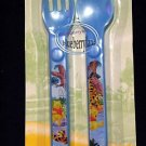 Winnie The Pooh Fork Spoon set Bento cutlery child kid