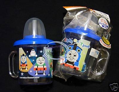 THOMAS & FRIENDS Baby Straw Cup mug 210ml kids child