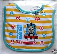 Japan Thomas & Friends Cotton Baby Bib Muslins feeding kids