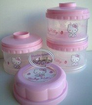 Sanrio HELLO KITTY Baby Milk Powder Formular Container Dispenser
