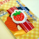 Japan Strawberry Bento Lunch box Strap Belt bento accessories