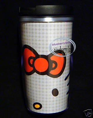 Japan Sanrio HELLO KITTY Tumbler Mug Cup car Drinkware