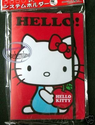 Sanrio Hello Kitty Organizer Planner Notebook Diary