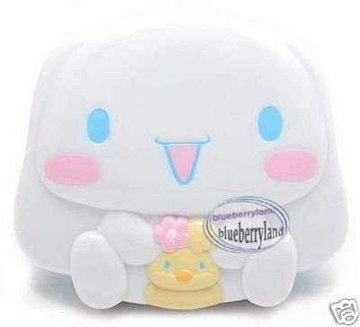 Cinnamoroll Bento Snack Lunch Box Food Container Microwave