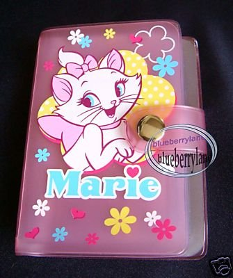 Disney Marie ID Credit Card Organizer holder