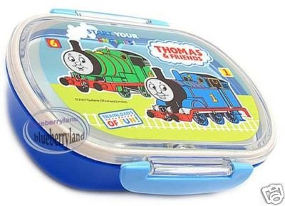 Thomas & Friend Bento Lunch Box Food Container cases KR