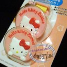 Sanrio HELLO KITTY Baby Bib Clip holder Set