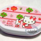 Sanrio Hello Kitty Microwave Snack Bento Lunch Box